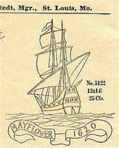 mayflower pattern