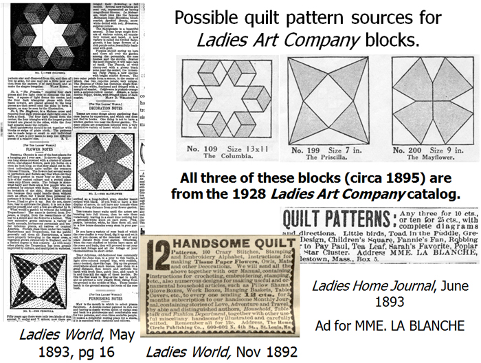 quilt pattern sources